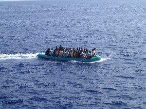 Migration  EU boatpeople